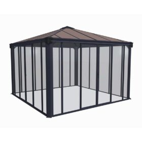 Ledro Palram Enclosed Gazebo DIY Kit 3600