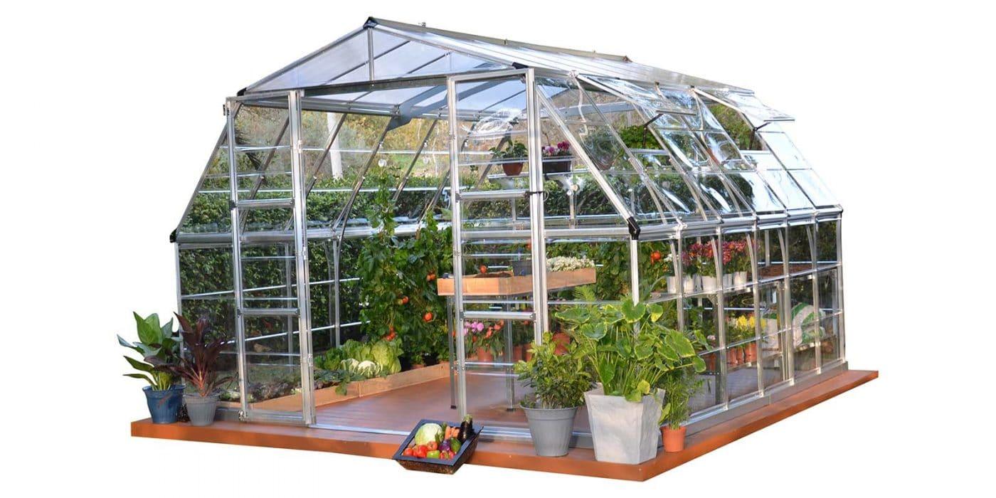 Americana Greenhouse 12x12 365x365cm 187 Tiptopyards Com Au