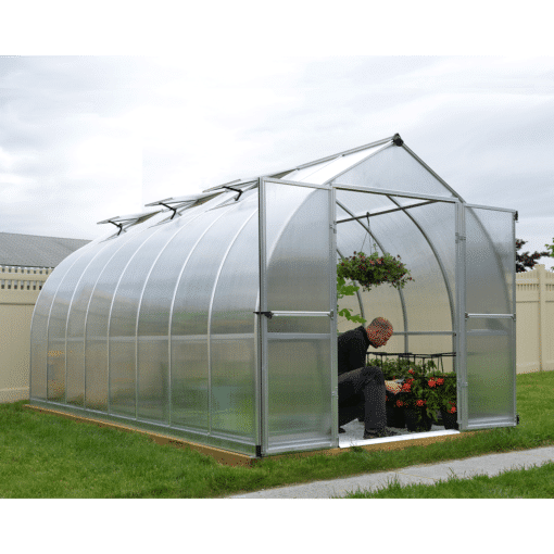 Bella Greenhouse 8x16 1