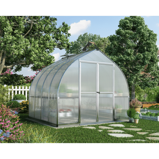 Bella Greenhouse 8x8 1