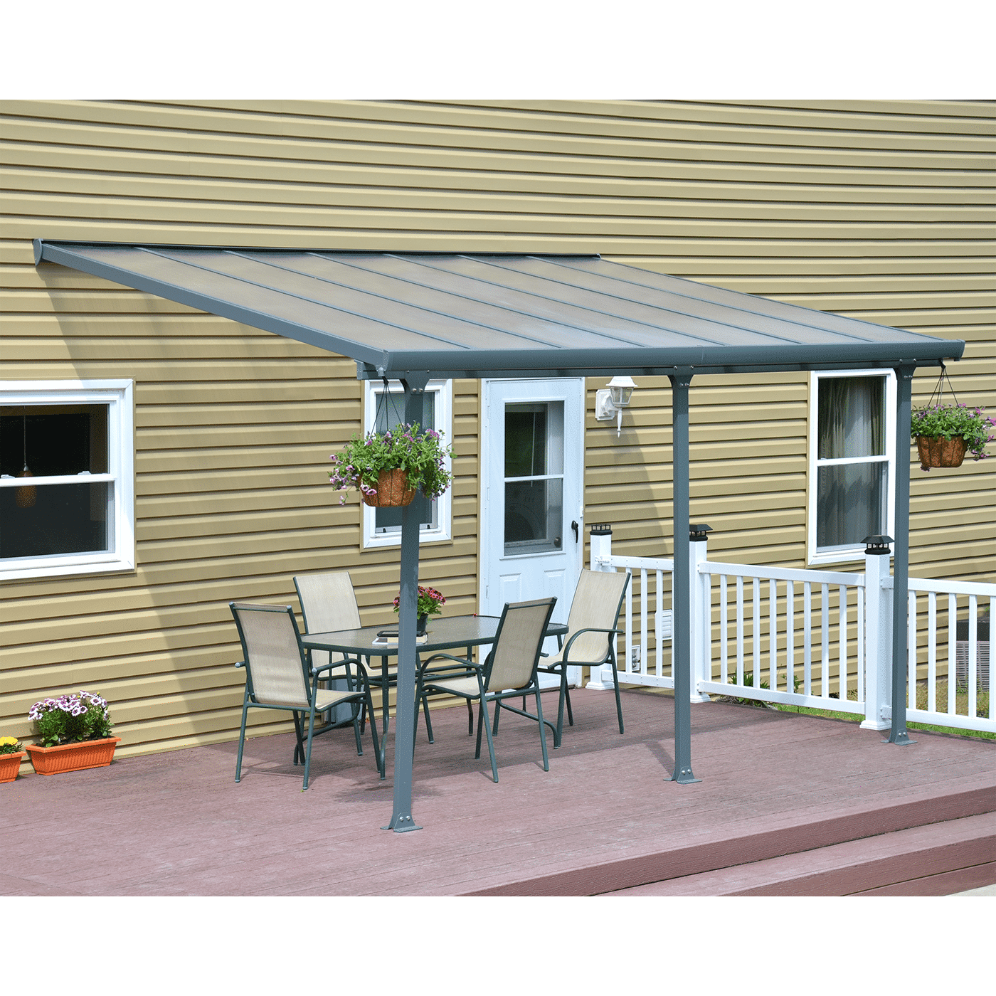 Tuscany Patio Cover 187 Tip Top Yards