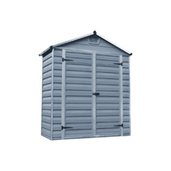 Skylight Storage Sheds 6x3 Grey